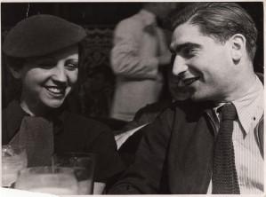 Gerda Taro & Robert Capa
